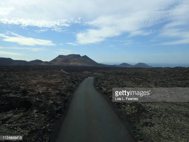 The volcanos route, Timanfaya
