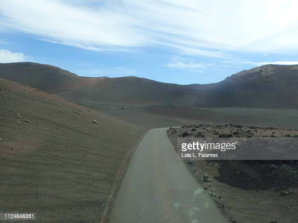 The volcanos route, tranquility valley, Timanfaya