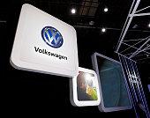 detroit mi volkswagen exhibit is shown