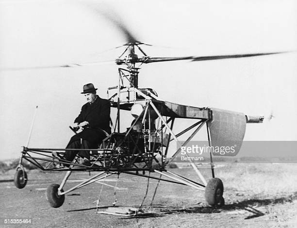 The VS300 created by Igor Sikorsky became the first successful helicopter after its historic tethered flight on September 14 1939 The following...