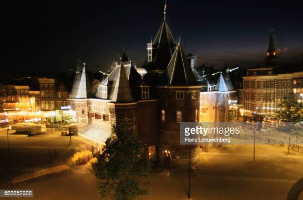 The Waag in Amsterdam