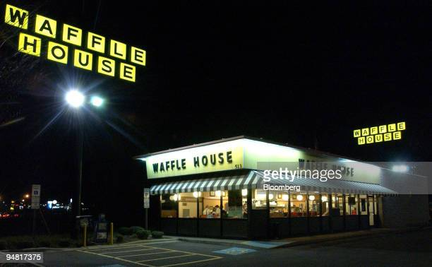 The Waffle House restaurant chain in WinstonSalem North Carolina is seen on Tuesday January 24 2006 Tobacco Road in central North Carolina where the...