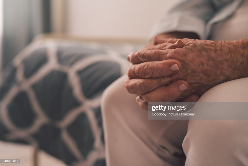 The wait is long : Stock Photo