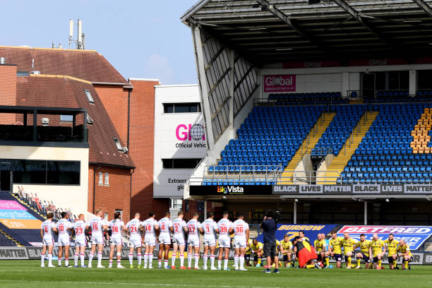 GBR: Wakefield Trinity v Wigan Warriors - Betfred Super League