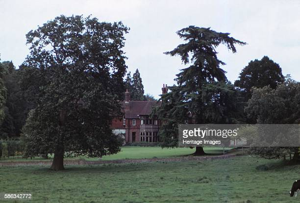 The Wakes, Selborne, Home of Gilbert White , Hampshire, 20th century. Gilbert White was a pioneering English naturalist and ornithologist. He was...