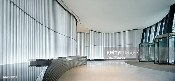 The WalbrookLondonUnited Kingdom Architect Foster And Partners The Walbrook Foster Partners London 2009 Lobby With Desk