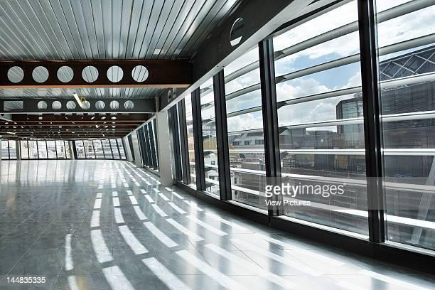 The WalbrookLondonUnited Kingdom Architect Foster And Partners The Walbrook Foster Partners London 2009 Interior Space With Floor To Ceilng Wndows
