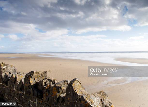The Wales Coast Path in Carmarthenshire: Pendine Sands