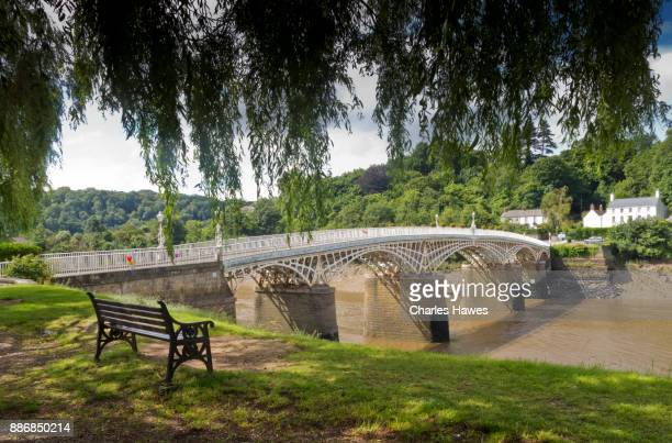 the wales coast path - chepstow stock pictures, royalty-free photos & images