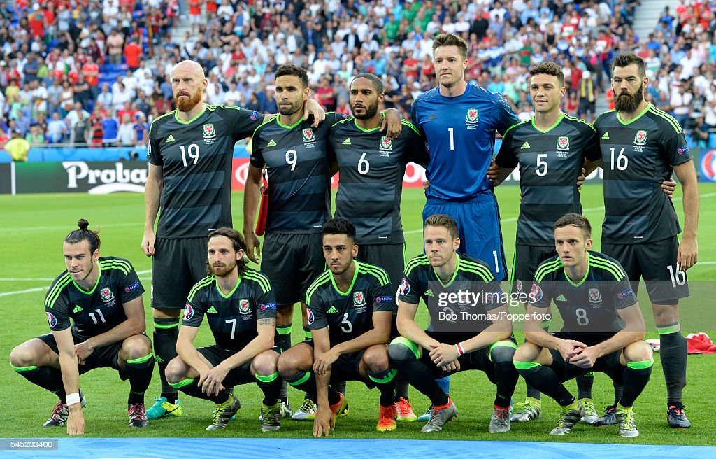 Wales v Portugal - Semi Final: UEFA Euro 2016 : News Photo