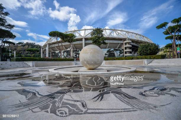 The Walk of Fame is enriched with 5 more samples Along the Via Olimpiadi which leads straight to the Olympic stadium in Rome new plates have been...