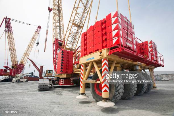 The Walney Offshore Windfarm project is located 15km off Barrow in Furness in Cumbria The project consists of Walney 1 and Walney 2 each with 51...