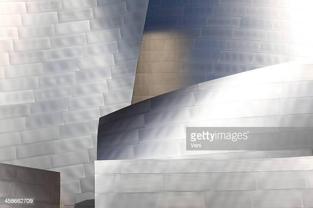 The Walt Disney Concert Hall, Los Angeles, California
