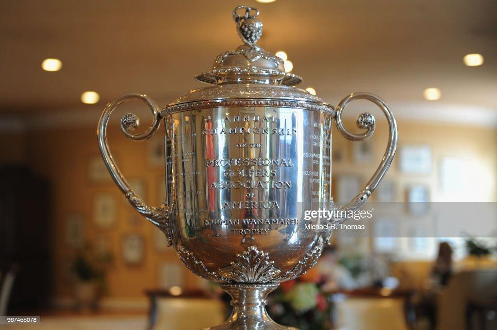 2018 PGA Championship Media Day : News Photo