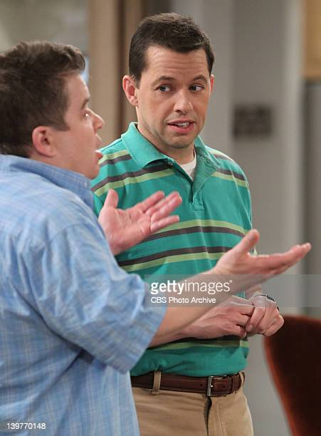 The War Against Gingivitis Alan with Walden™s estranged exbusiness partner on TWO AND A HALF MEN Monday Feb 27 on the CBS Television Network