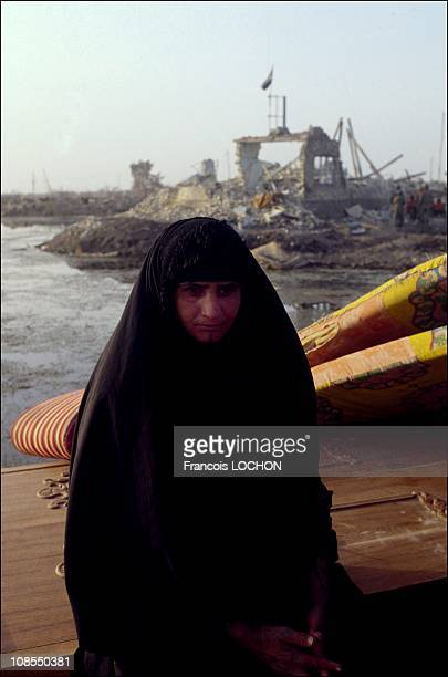 The war between Iraq and Iran on March 06th 1984
