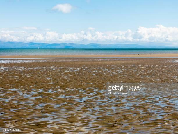 The Warren Beach near Abersoch:Wales Coast Path on the Lleyn peninsula