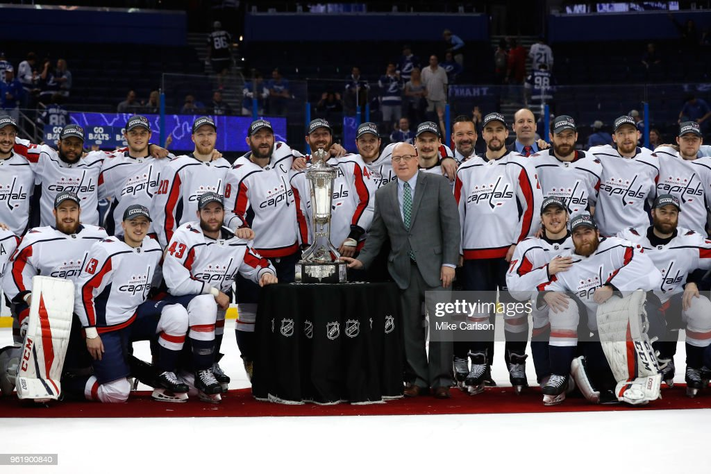 Washington Capitals v Tampa Bay Lightning - Game Seven : News Photo