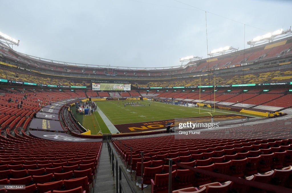 Los Angeles Rams v Washington Football Team : News Photo