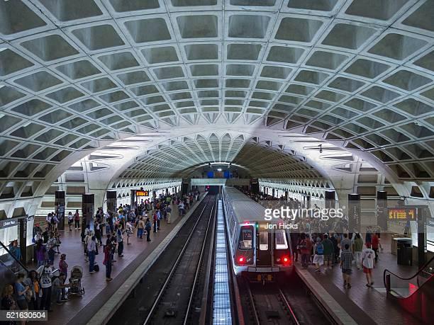 The Washington Metro.