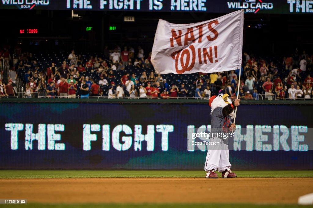 Cleveland Indians v Washington Nationals : News Photo