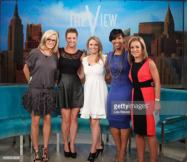 THE VIEW The Washington Times senior editor Emily Miller guest cohosts Emmy nominee Taylor Schilling brides from the reality series Married at First...