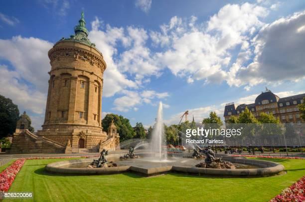 The Wasserturm, Mannheim