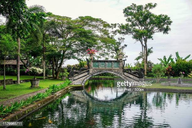 The Water Palace Tirta Gangga In Bali