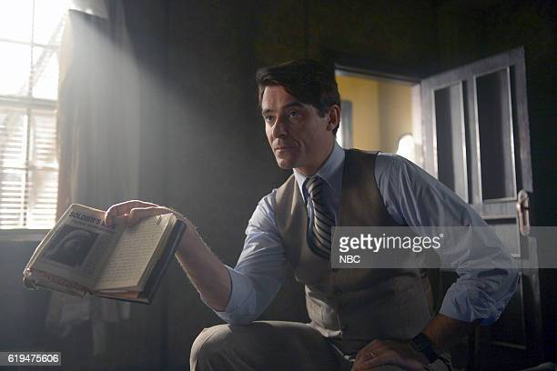 TIMELESS The Watergate Tape Episode 105 Pictured Goran Visnjic as Garcia Flynn