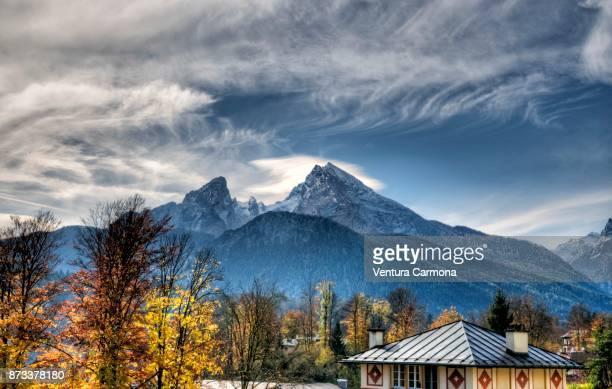 The Watzmann Mountain, Germany