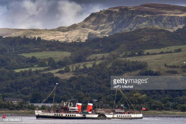 The Waverley paddle steamer returns to sailing on the Clyde following a successful campaign to raise £23 million for new boilers to keep the...
