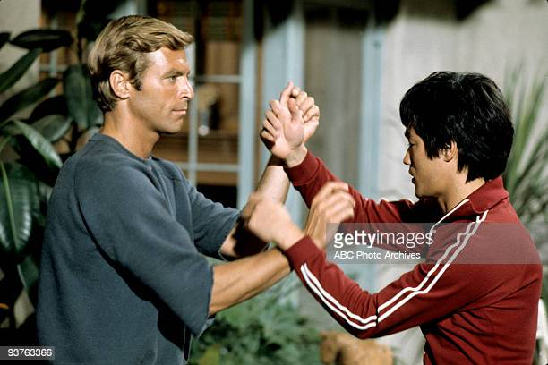 LONGSTREET 'The Way of the Intercepting Fist' Season One 7/19/1971 James Franciscus as Michael Longstreet is rescued by antique dealer and martial...