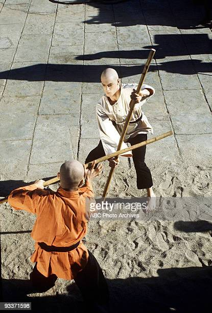 FU 'The Way of the Tiger the Sign of the Dragon' pilot movie 2/22/72 Kwai Chang Caine a ChineseAmerican fled China after accidentally killing the...