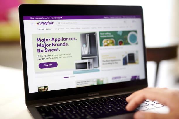 VIR: Wayfair Illustrations Ahead Of Earnings Figures