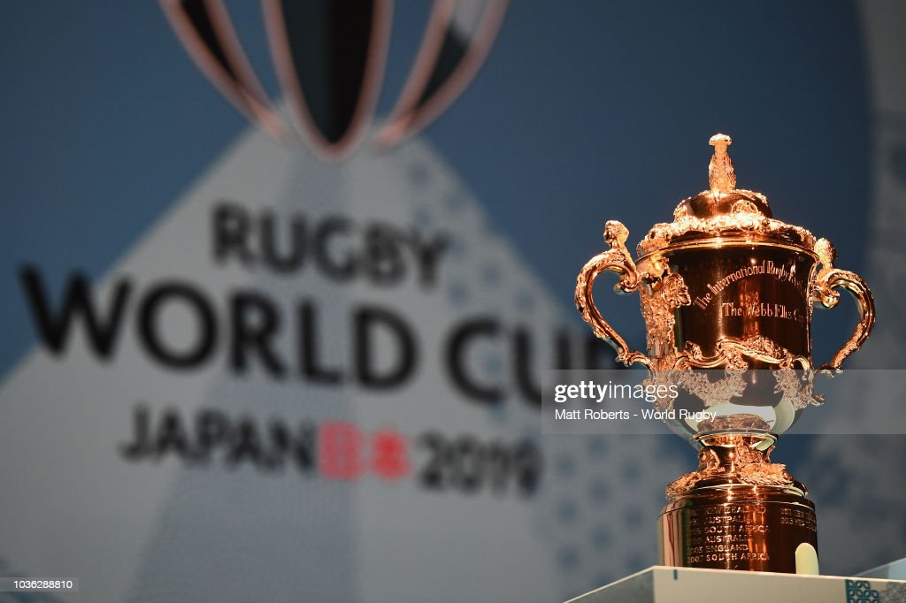 Rugby World Cup 2019 - One Year To Go