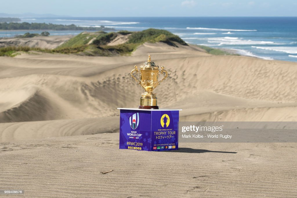 Rugby World Cup 2019 Trophy Tour - Fiji: Day Two