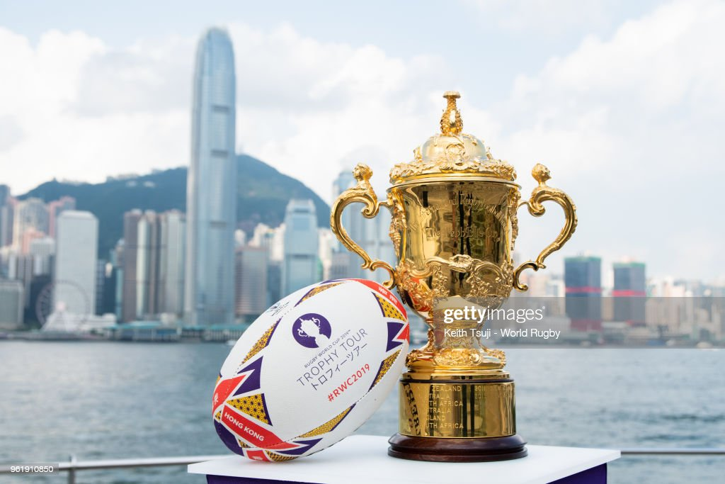 Rugby World Cup 2019 Trophy Tour - Hong Kong: Day One