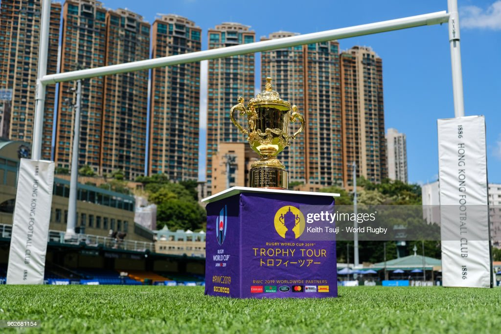 Rugby World Cup 2019 Trophy Tour - Hong Kong: Day Three