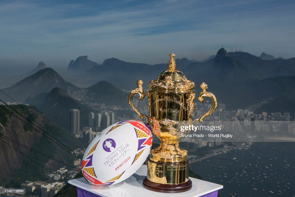 BRA: Rugby World Cup 2019 Trophy Tour - Brazil: Day One