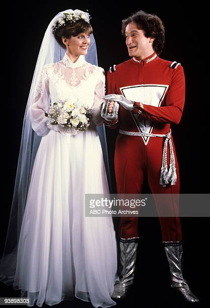 MORK MINDY The Wedding 10/15/81 Pam Dawber Robin Williams