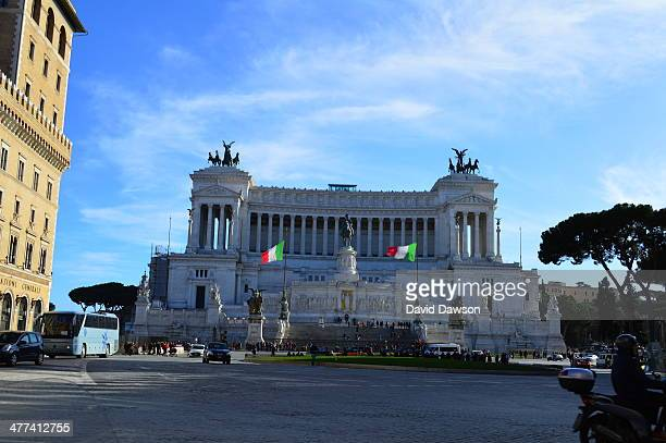 CONTENT] The wedding cake in Rome Italy is correctly referred to as The Altare della Patria It's correct name is the Monumento Nazionale a Vittorio...