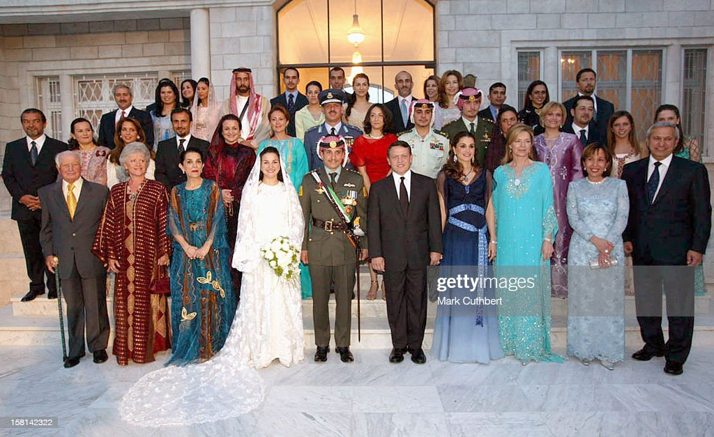 Jordanian Royal Wedding : News Photo