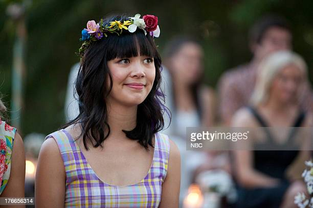 CAMP 'The Wedding' Episode 107 Pictured Charlotte Nicdao as Grace