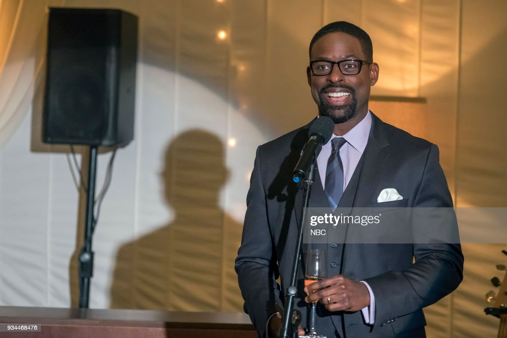 US -- 'The Wedding' Episode 218 -- Pictured: Sterling K. Brown as Randall --