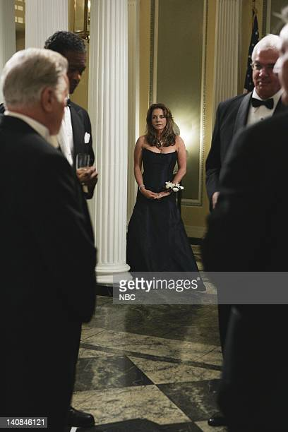 WING 'The Wedding' Episode 9 Air Date Pictured Stockard Channing as Abbey Bartlet Photo by Mitch Haddad/NBCU Photo Bank