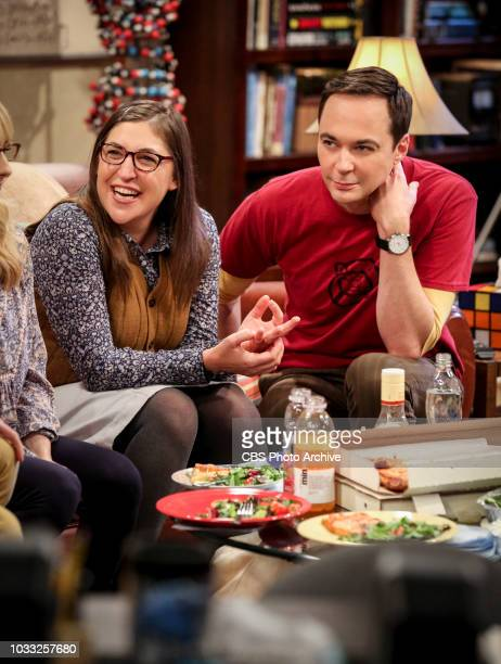 ''The Wedding Gift Wormhole' Pictured Amy Farrah Fowler and Sheldon Cooper Sheldon and Amy drive themselves crazy trying to figure out what 'perfect...
