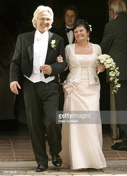 The Wedding Of Ar Behn'S Parents Olav Bjorshol Marianne Behn At East Fredrikstad Church In Fredrikstad NorwayMarried Again After Having Been Divorced...