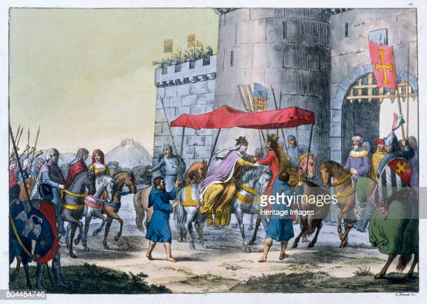 The wedding of Edward I and Eleanor of Castile 1254 Eleanor was the daughter of Ferdinand III of Castile and Leon Henry III of England agreed that...