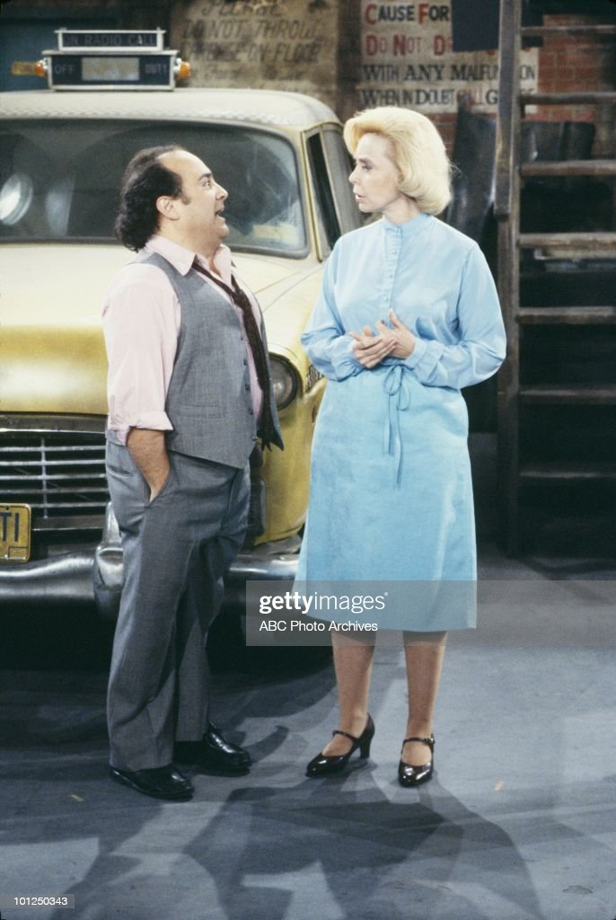TAXI - 'The Wedding of Latka and Simka' which aired on March 25, 1982. (Photo by ABC Photo Archives/ABC via Getty Images) DANNY