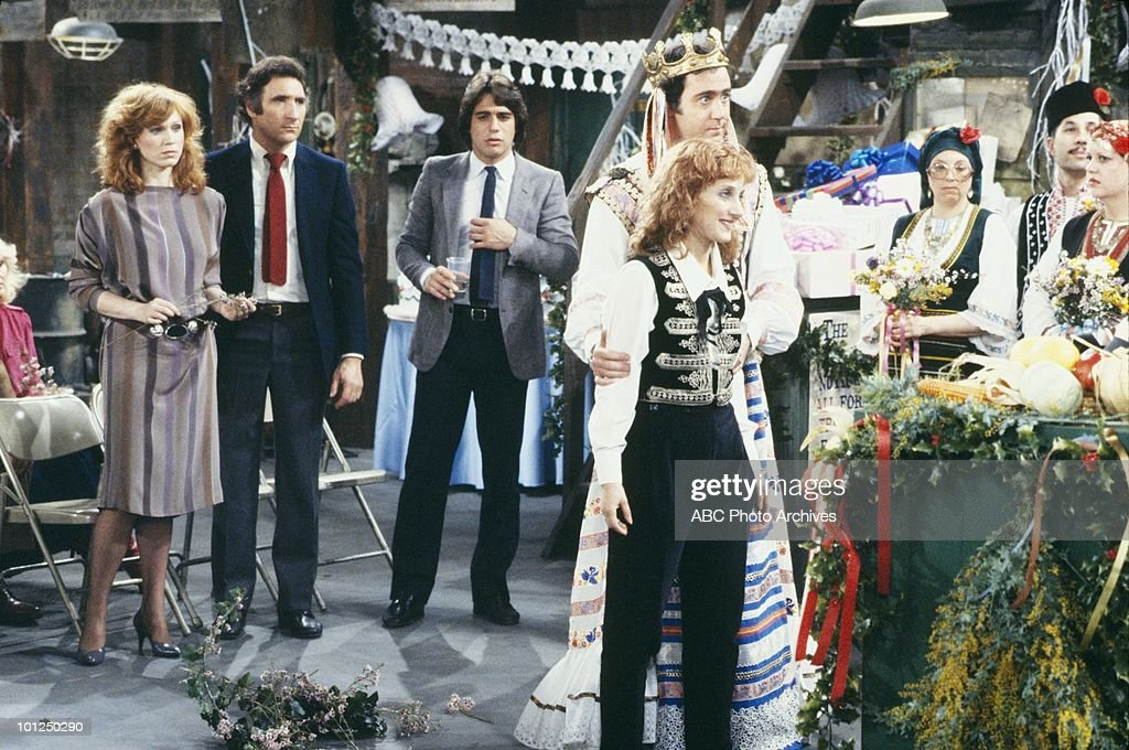 TAXI - 'The Wedding of Latka and Simka' which aired on March 25, 1982. (Photo by ABC Photo Archives/ABC via Getty Images) MARILU